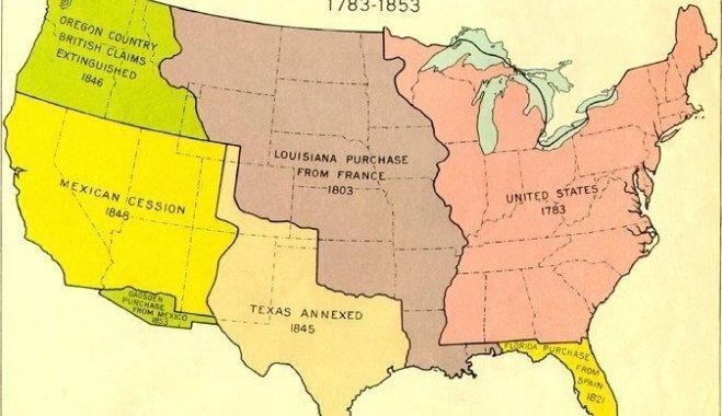 Покупка Гадсдена (США — Мексика). история, покупок, территорий других стран