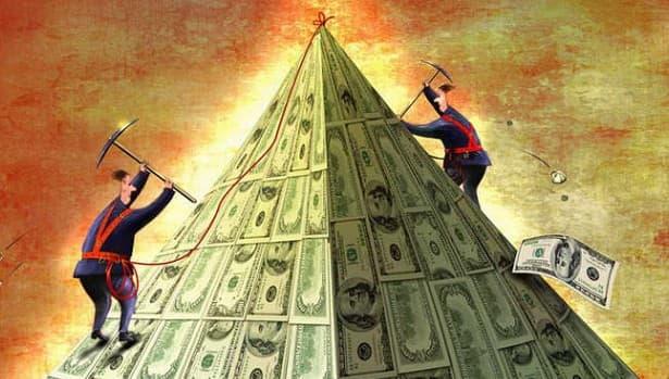 Компания Кэшбери - финансовая пирамида
