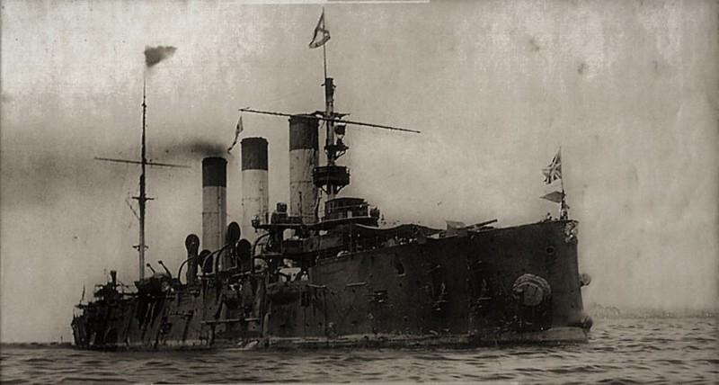 Возвращение. Цусима, интересное, история, крейсер «Аврора»