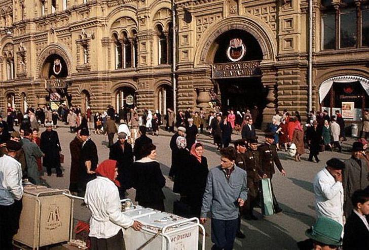 Советская торговля (фото). Без прикрас - вот как это было в СССР