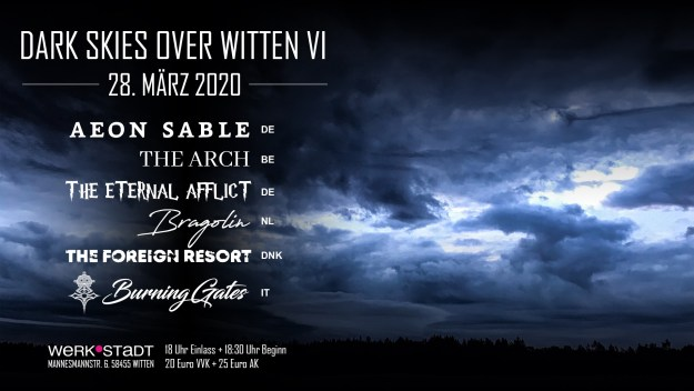 Dark Skies Over Witten VI