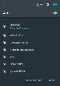 Mac Address Changer - Xfinity Wifi Hacker 8