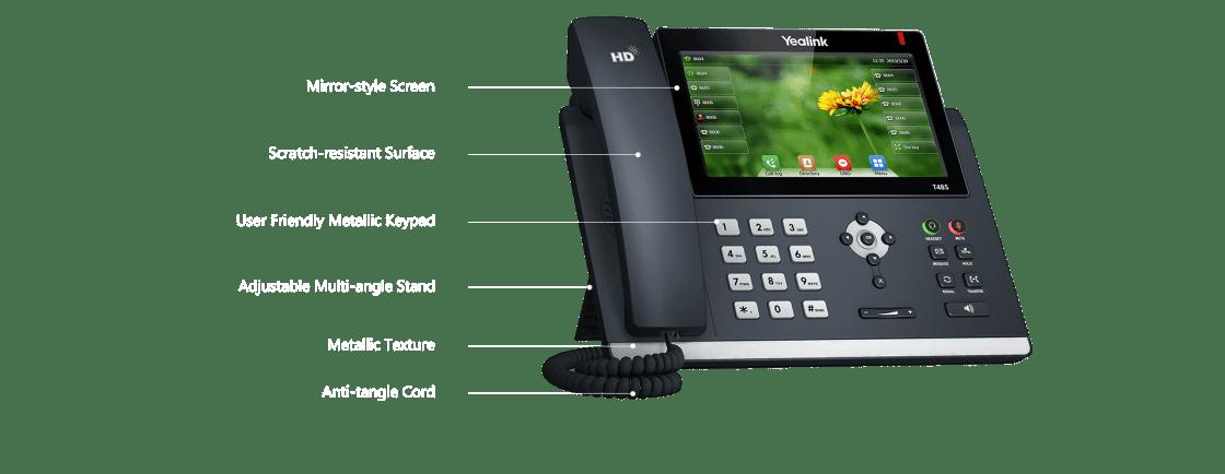 yealink t4s phone