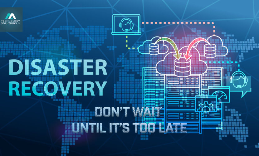 disaster recovery cyber security