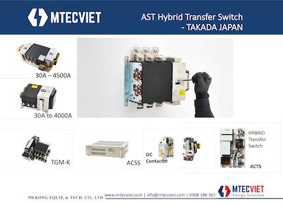 TAKADA Switches