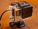 The finished product with a GoPro HERO 4 Black inside