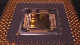 Pentium 90Mhz Die Shot