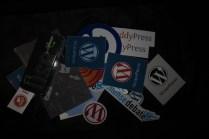 WordCamp MSP 2010 Automattic Swag