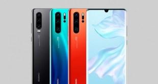 هاتف Huawei P30 Pro في مصر مطلع شهر إبريل