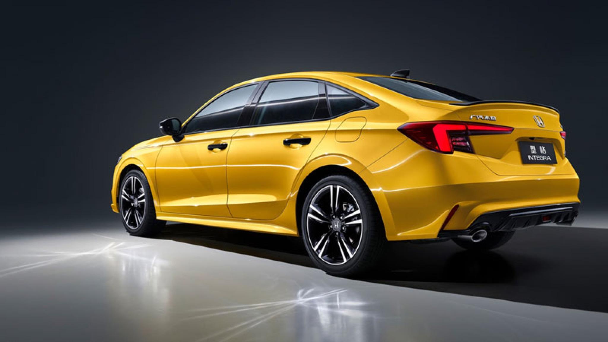 GAC Honda Integra 9