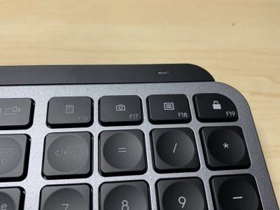 MX keys for Mac カスタムキー
