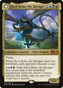 Nicol Bolas, the Ravager Historic Brawl Deck