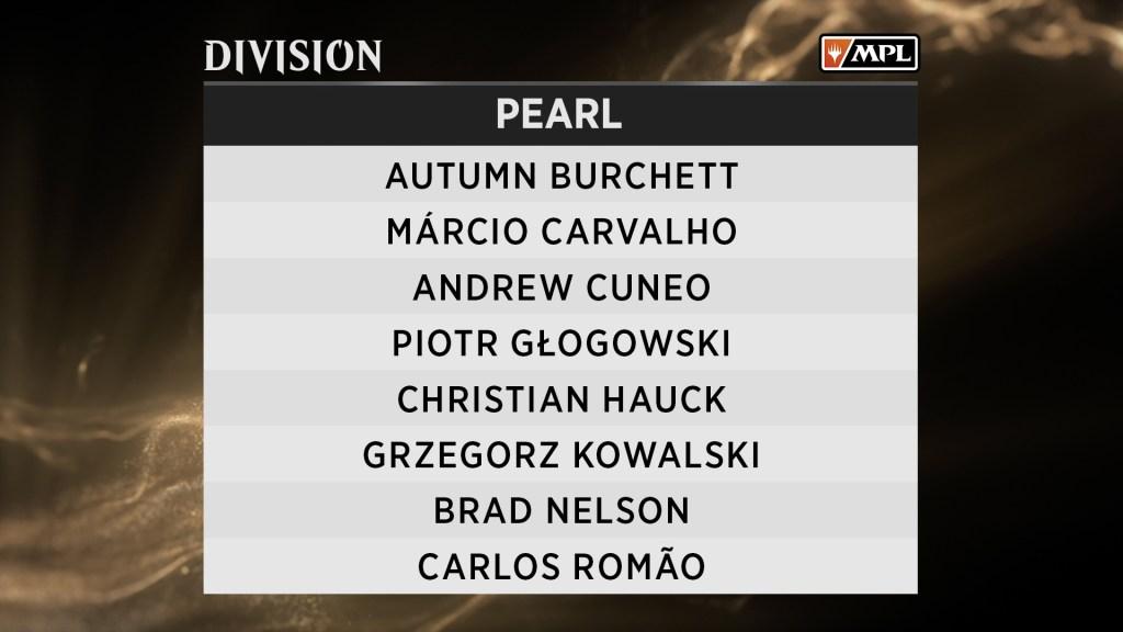 Magic Pro League Core Split Pearl Division