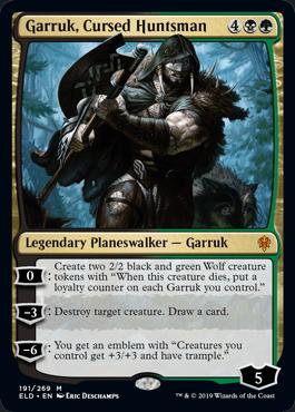 eld-191-garruk-cursed-huntsman