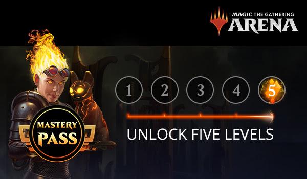 FiveBonusLevels - MTG Arena Code