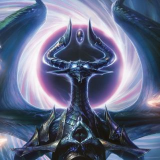 nicol-bolas-dragon-god-art