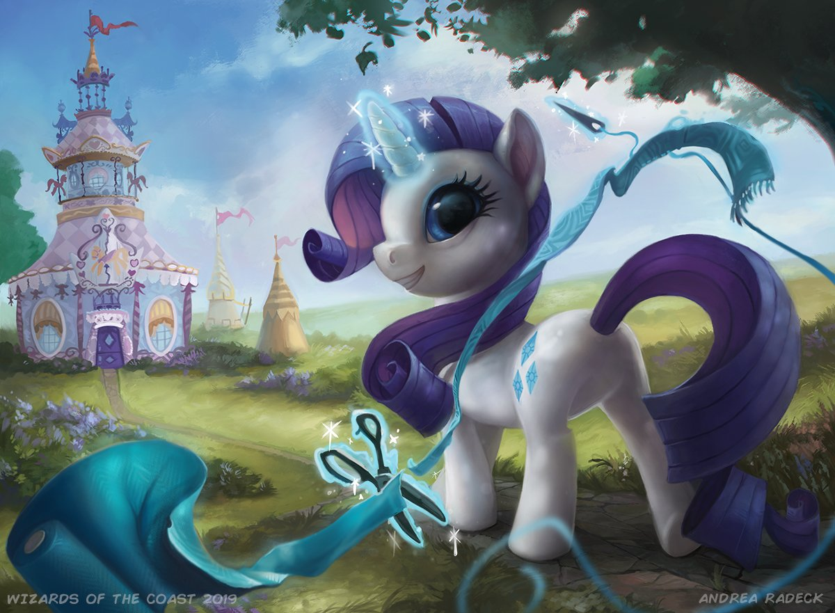 rarity-my-little-ponies-art
