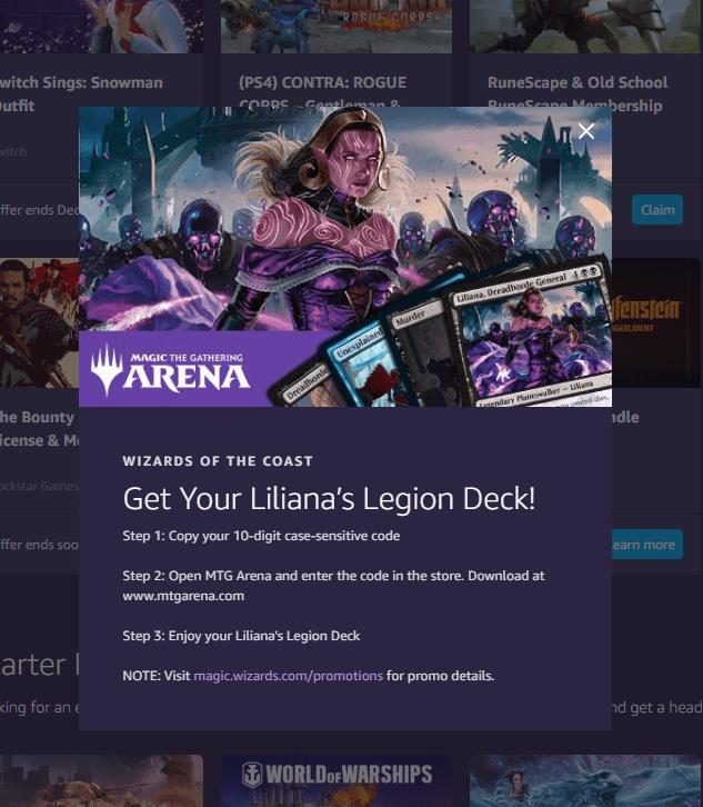 lilianas-legion-deck-twitch-prime-instructions