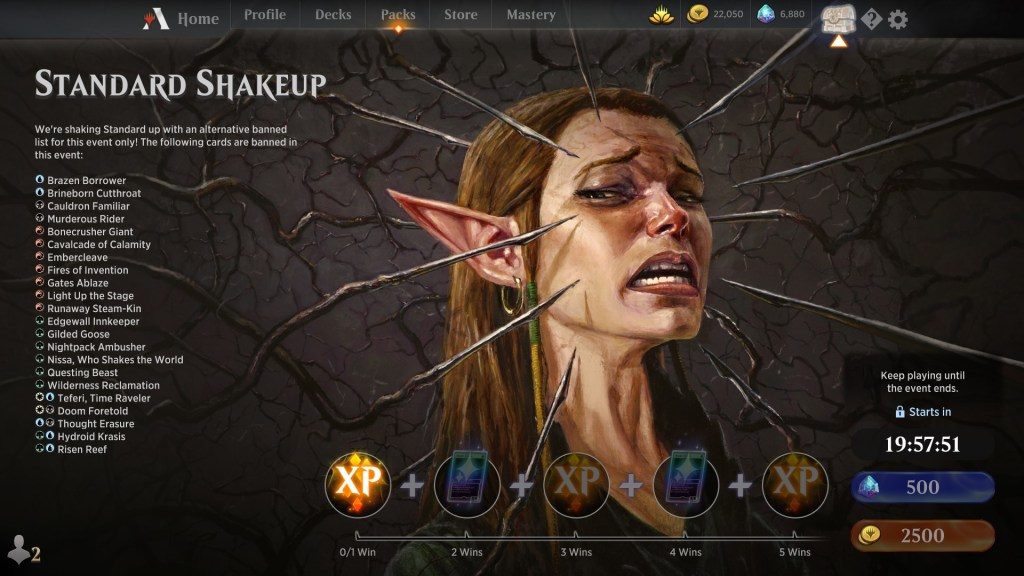 Standard Shakeup Event Guide and Decklists • MTG Arena Zone