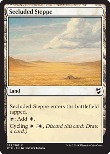 secluded-steppe