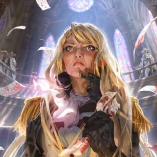 Thalia, Guardian of Thraben Secret Lair Art by Johaness Voss