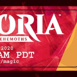 Ikoria Lair of Behemoths Ticket