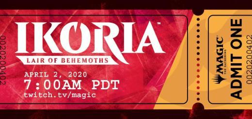 Ikoria Lair of Behemoths Ticket