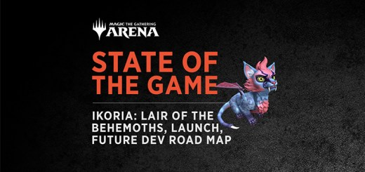 MTG Arena State of the Game April 2020