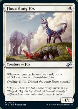 iko-013-flourishing-fox