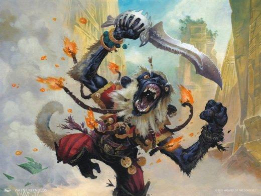 Fanatical-Firebrand-Rivals-of-Ixalan-Art