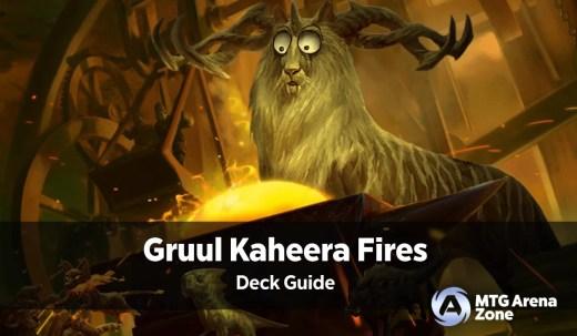 Gruul Kaheera Fires Deck Guide