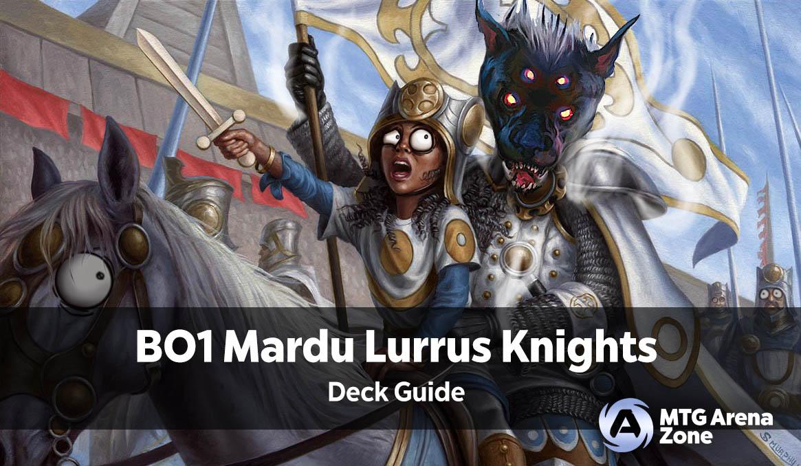 Mardu Lurrus Knights