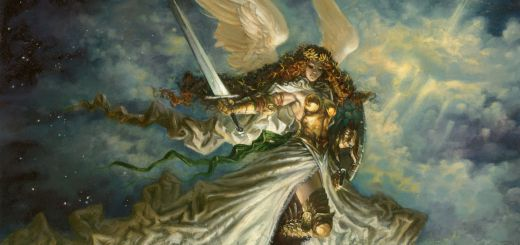Baneslayer Angel Art