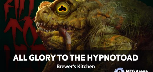 Brewer's Kitchen: All Glory to the Hypnotoad