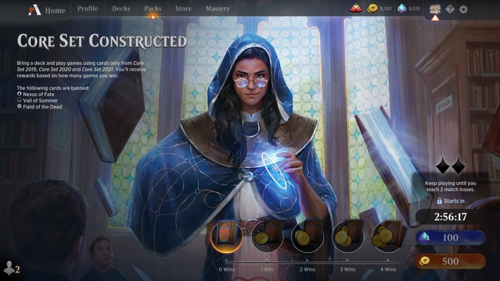 Core Set Constructed