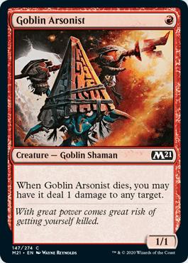 Goblin Arsonist