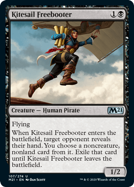 Kitesail Freebooter