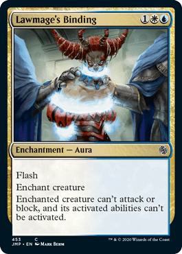 Lawmage's Binding