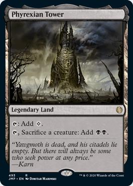 Phyrexian Tower