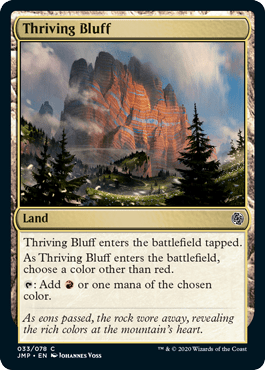 Thriving Bluff