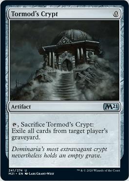 Tormod's Crypt Spoiler
