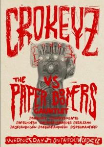 Crokeyz vs The Paper Boomers