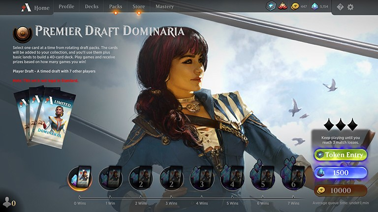 Premier Draft Dominaria