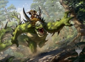Mono Green Stompy by Platinum-Mythic Rank Player – Traditional Standard Ranked Deck (6-0)