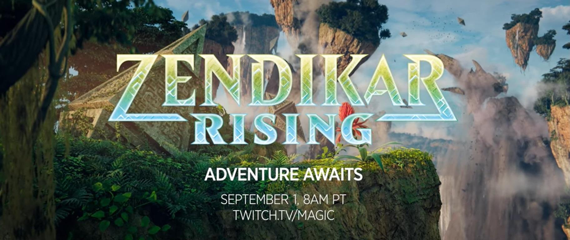Zendikar Rising Previews