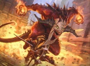 Rakdos Sacrifice by Julio Espina - Red Bull Untapped International Qualifier 4