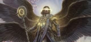 Angel of Destiny Art by Ryan Pancoast