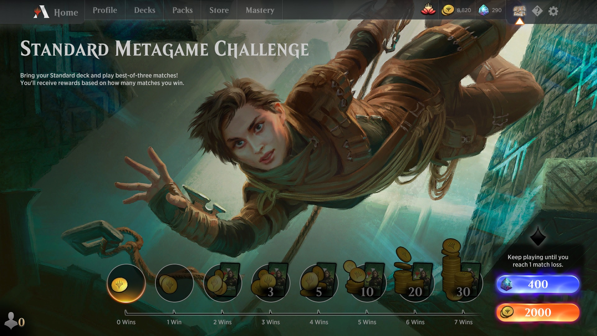 Standard Metagame Challenge - September 2020