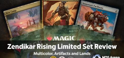 Zendikar Rising Limited Set Review Multicolor Artifact Land