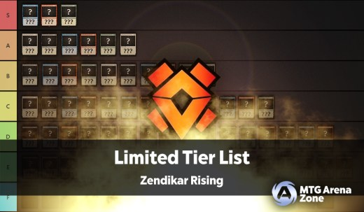 Zendikar Rising Limited Tier List